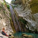 Dimossari Waterfalls