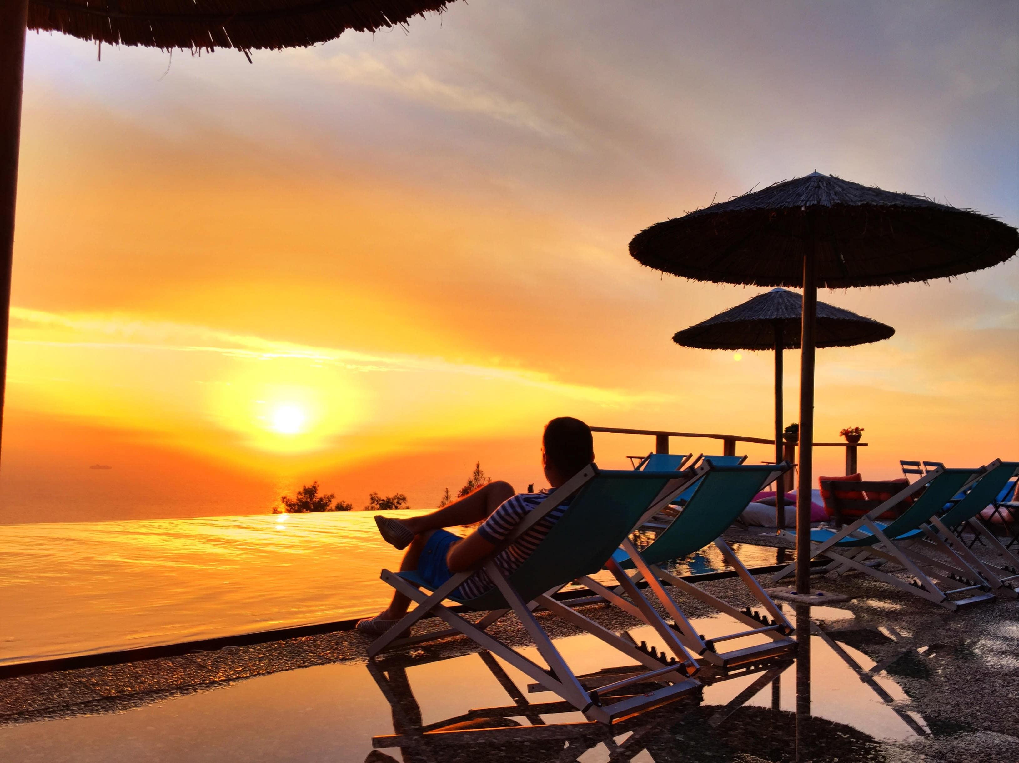 מלון בוטיק סרניטי לפקדה - יוון